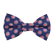 Eagles Wings Chicago Cubs Repeating Logos Bow Tie