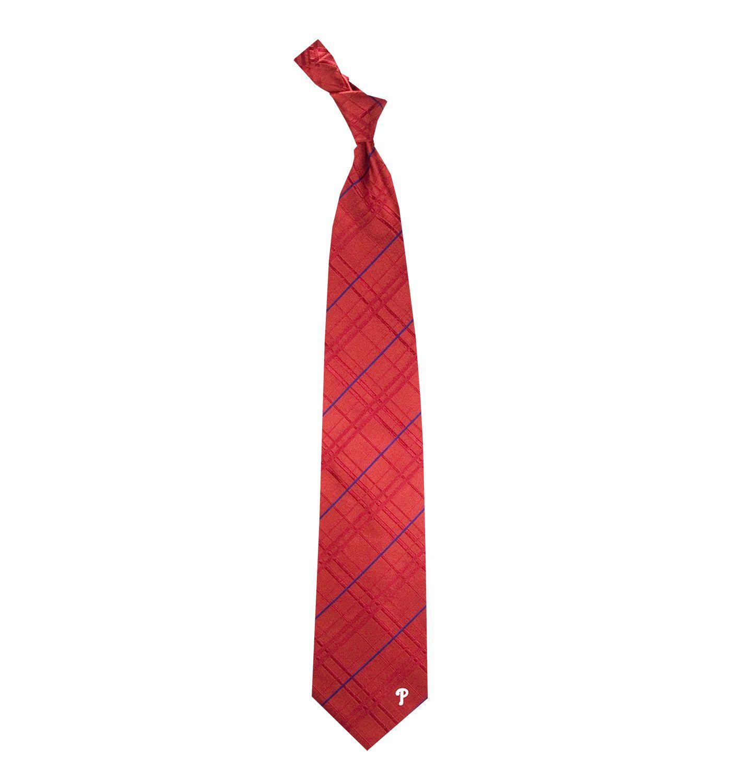 Eagles Wings Philadelphia Phillies Oxford Necktie