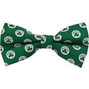 Eagles Wings Boston Celtics Repeating Logos Bow Tie