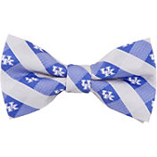 Eagles Wings Kentucky Wildcats Checkered Bow Tie