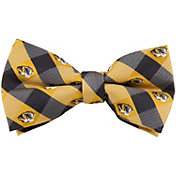 Eagles Wings Missouri Tigers Checkered Bow Tie