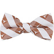 Eagles Wings Texas Longhorns Checkered Bow Tie