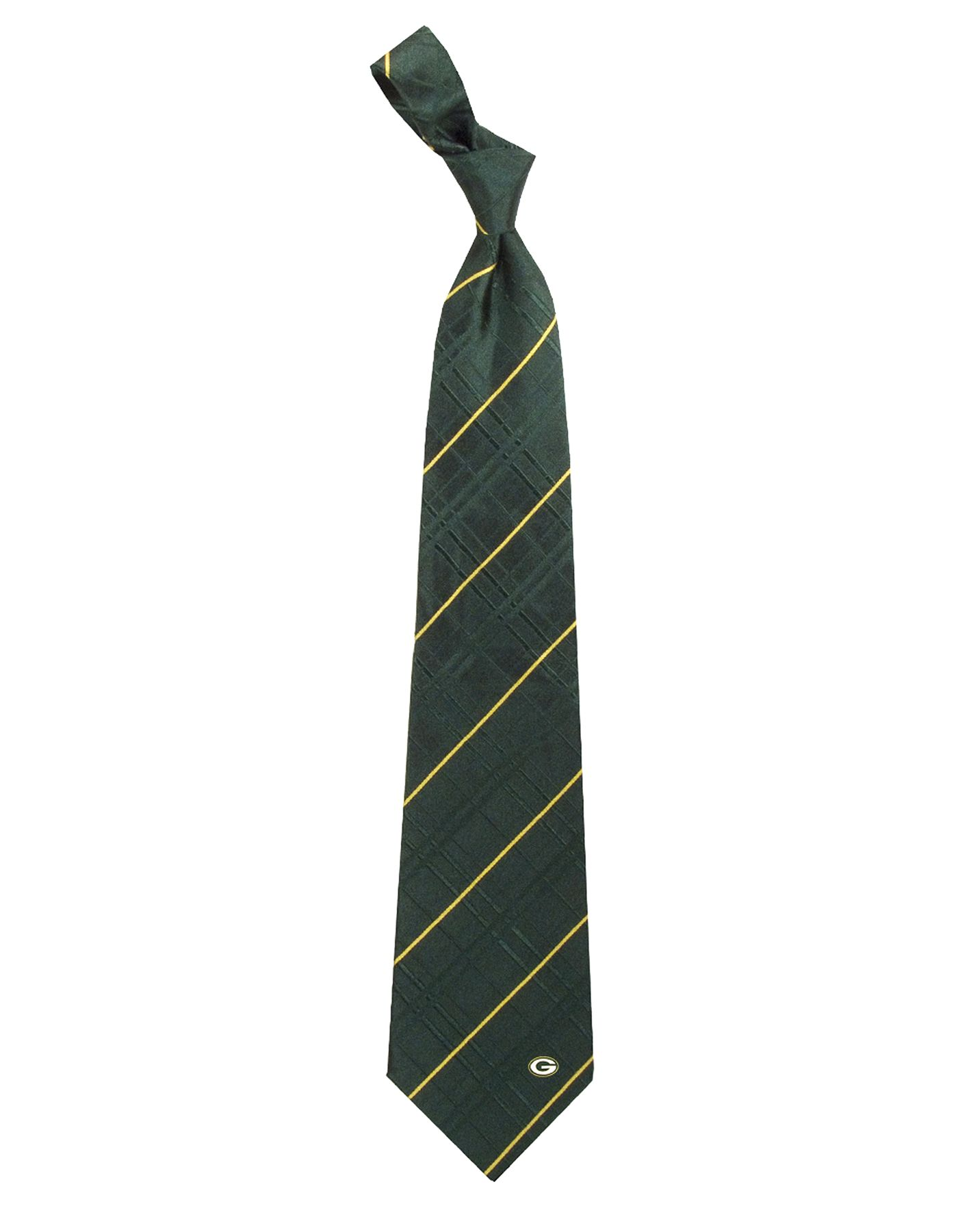 Eagles Wings Green Bay Packers Oxford Necktie