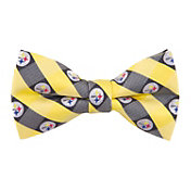 Eagles Wings Pittsburgh Steelers Checkered Bow Tie