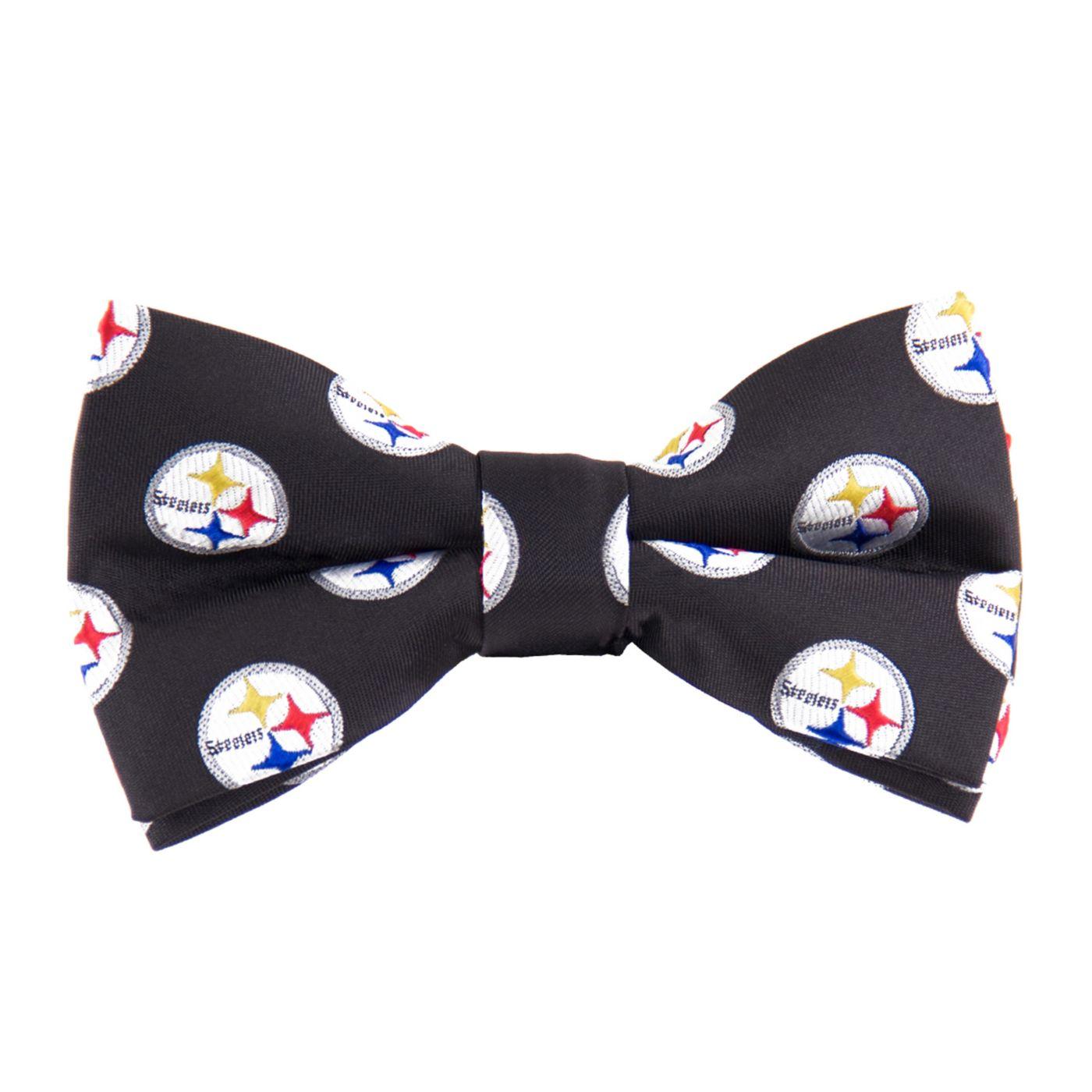 Eagles Wings Pittsburgh Steelers Repeat Bow Tie