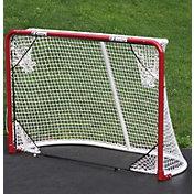 "EZGoal 72"" Folding Street Hockey Goal w/ Targets"