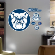 Fathead Butler Bulldogs Logo Wall Decal