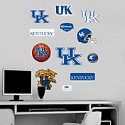 Fathead Kentucky Wildcats Team Logo Assortment Wall Graphic