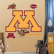 Fathead Minnesota Golden Gophers Logo Wall Decal