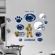 Fathead Penn State Nittany Lions Team Logo Assortment Wall Graphic