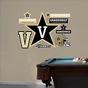 Fathead Vanderbilt Commodores Logo Wall Decal