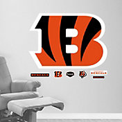 "Fathead Cincinnati Bengals Alternate ""B"" Logo Wall Graphic"