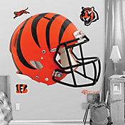 Fathead Cincinnati Bengals Helmet Logo Wall Graphic