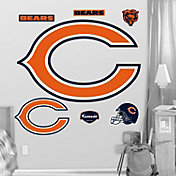 "Fathead Chicago Bears ""C"" Logo Wall Graphic"