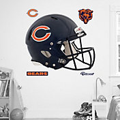 Fathead Chicago Bears Helmet Logo Wall Graphic