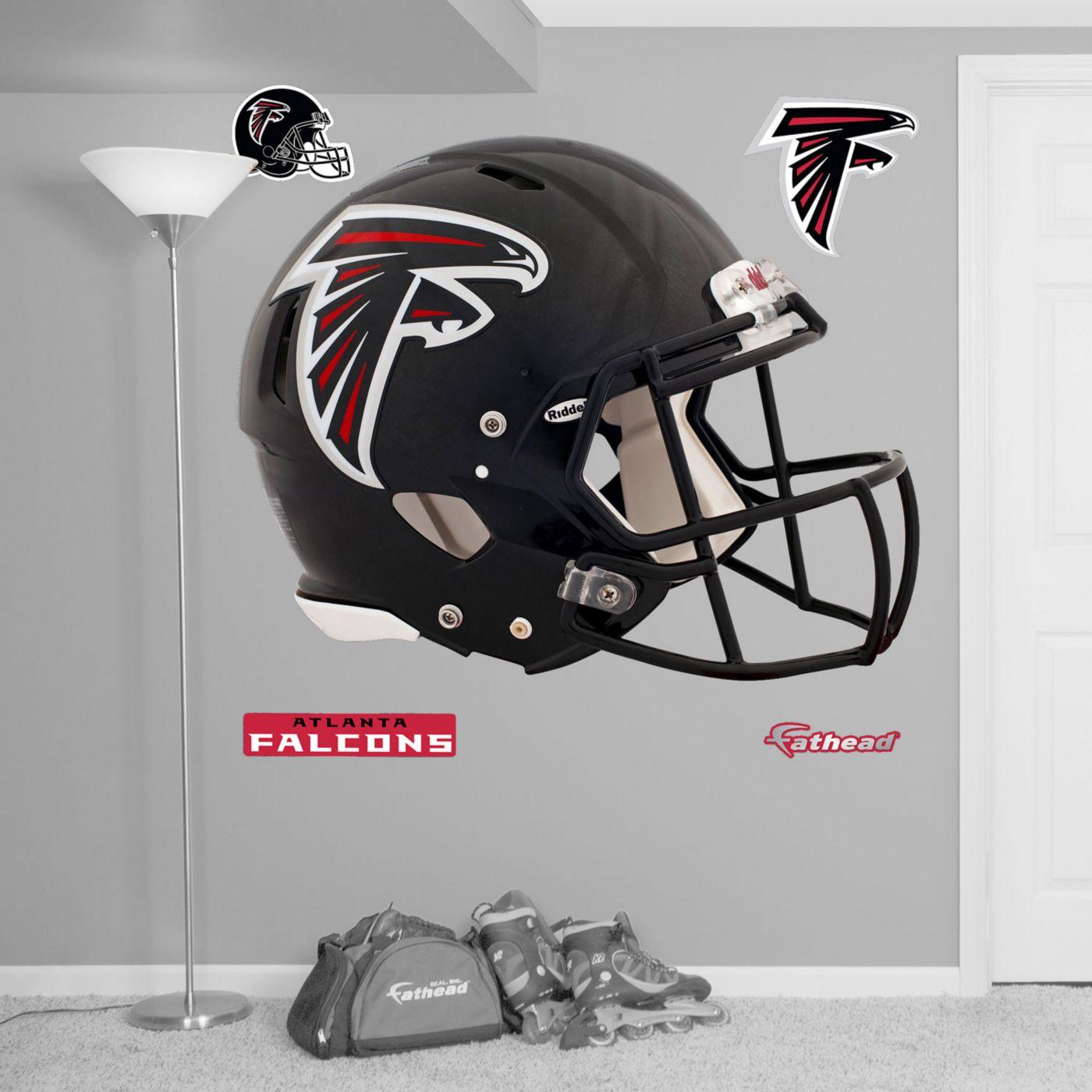 Fathead Atlanta Falcons Helmet Logo Wall Graphic