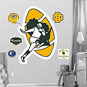 Fathead Green Bay Packers Classic Logo Wall Graphic