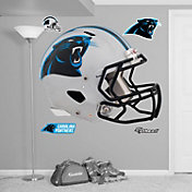 Fathead Carolina Panthers Helmet Logo Wall Graphic