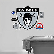 Fathead Oakland Raiders Original AFL Logo Wall Graphic