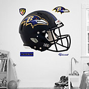 Fathead Baltimore Ravens Helmet Logo Wall Graphic