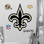 Fathead New Orleans Saints Logo Wall Graphic