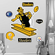 Fathead Pittsburgh Steelers Classic Logo Wall Graphic