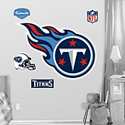 Fathead Tennessee Titans Logo Wall Graphic