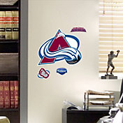 Fathead Colorado Avalanche Teammate Logo