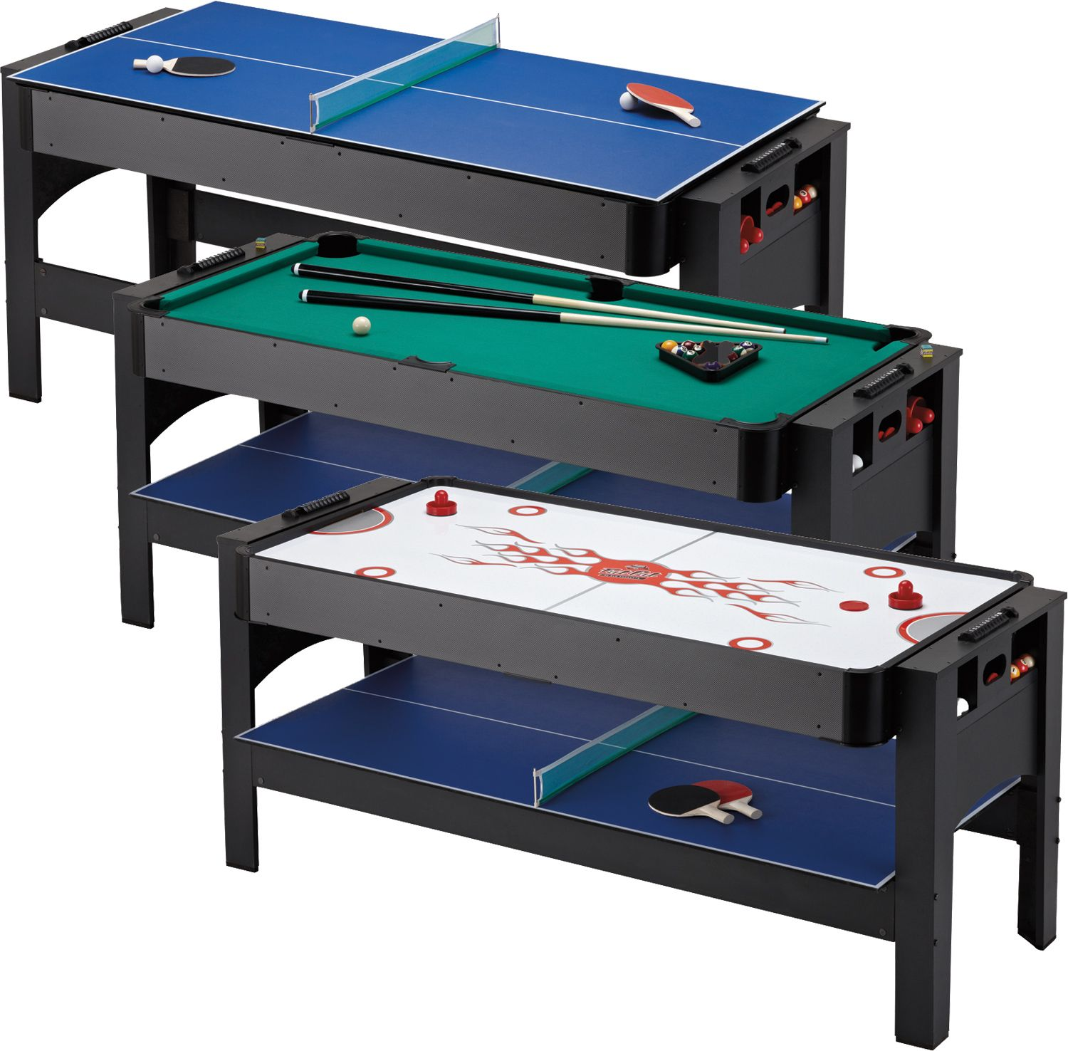 Delicieux Fat Cat 3 In 1 Game Table