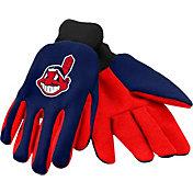 FOCO Adult Cleveland Indians Work Gloves