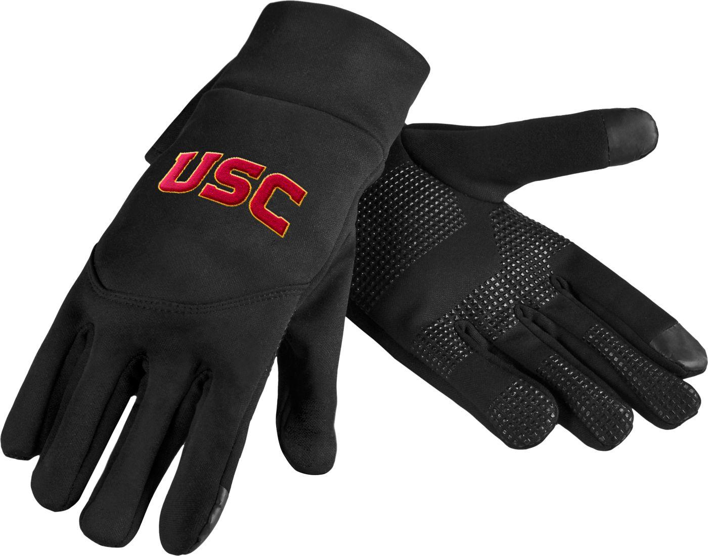 FOCO USC Trojans Texting Gloves