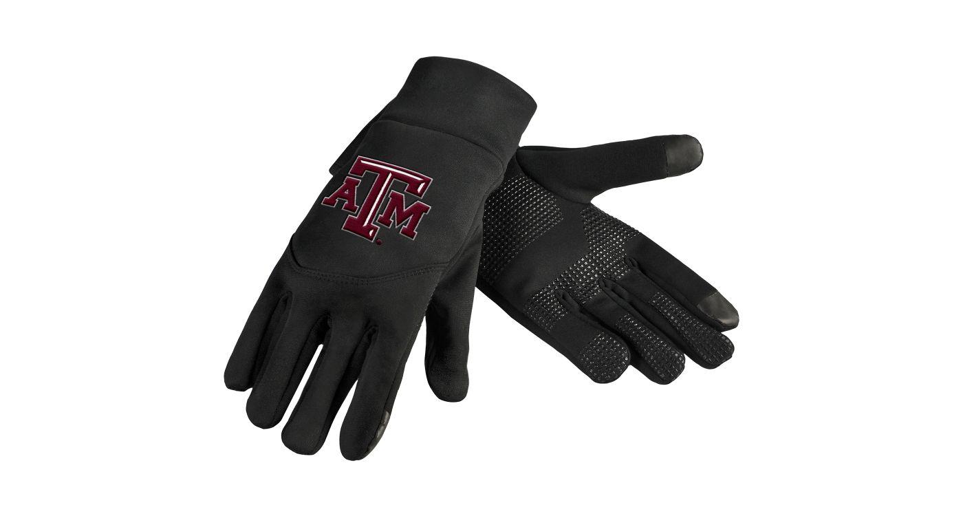 FOCO Texas A&M Aggies Texting Gloves