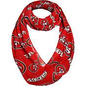 FOCO San Fracisco 49ers 2016 Logo Infinity Scarf
