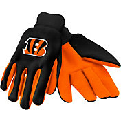 FOCO Adult Cincinnati Bengals Work Gloves