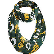 FOCO Green Bay Packers 2016 Logo Infinity Scarf