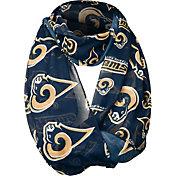 FOCO Los Angeles Rams 2016 Logo Infinity Scarf