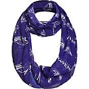 FOCO Baltimore Ravens 2016 Logo Infinity Scarf