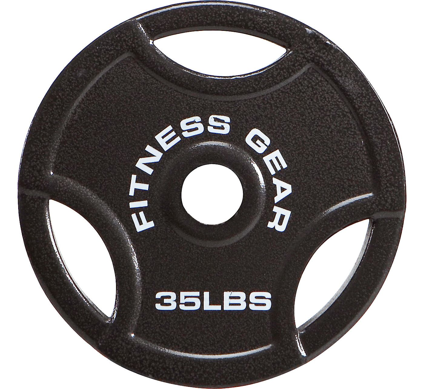 Fitness Gear 35 lb Olympic Cast Plate