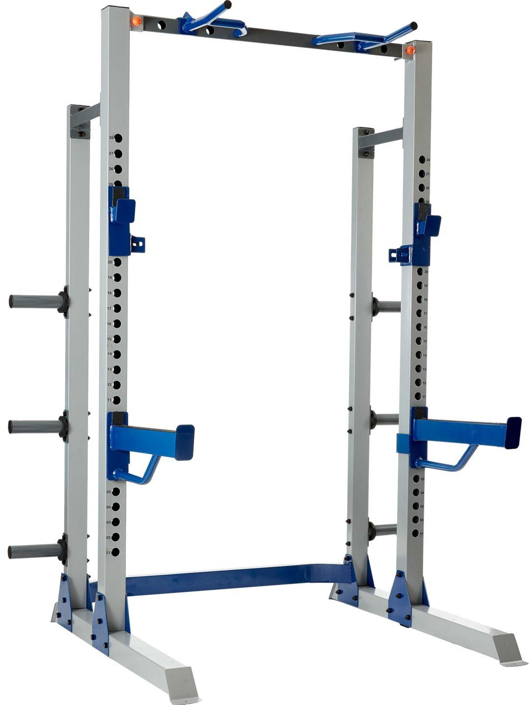 Peachy Fitness Gear Pro Half Rack Inzonedesignstudio Interior Chair Design Inzonedesignstudiocom