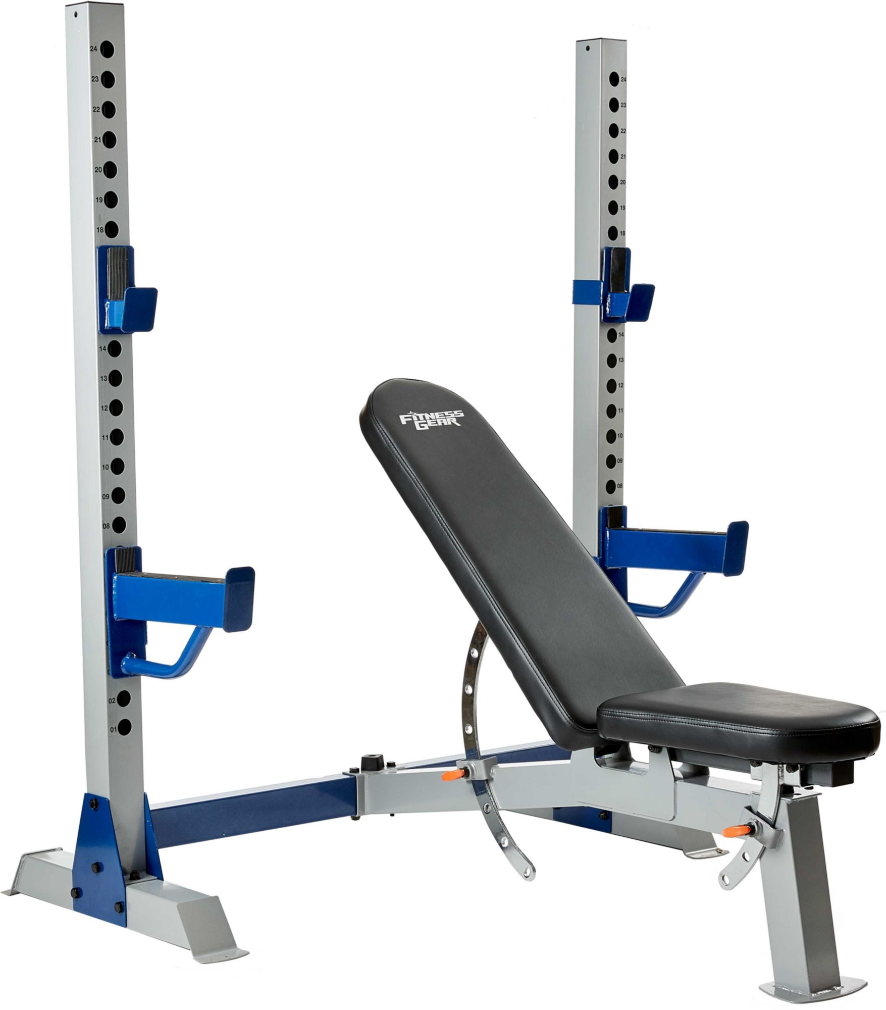 Fitness Gear 300 lb Olympic Weight Set DICKS Sporting Goods