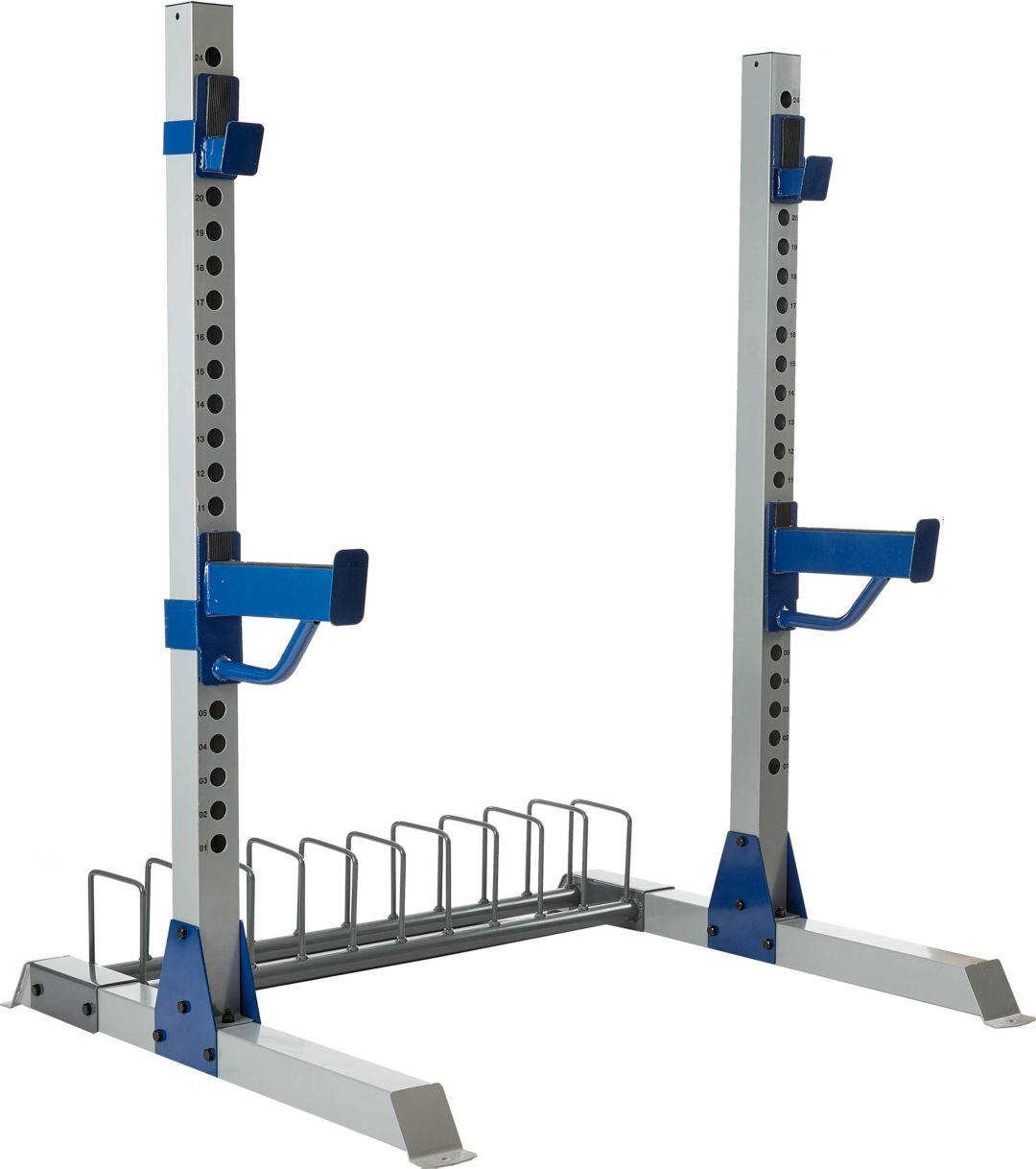 Used Squat Rack >> Fitness Gear Pro Squat Rack