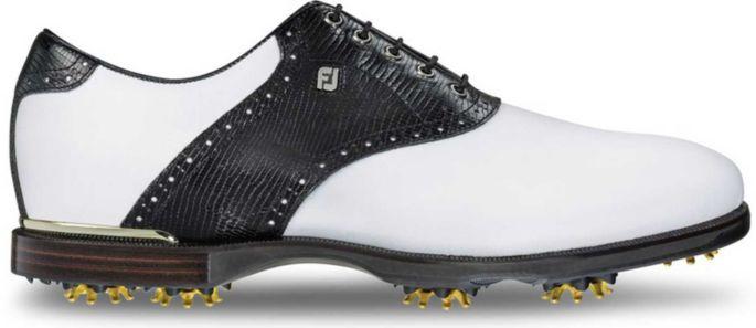 e11009a3f92d6 FootJoy ICON Black Golf Shoes