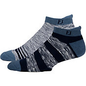 FootJoy Men's ProDry Roll Tab Golf Socks - 2 Pack
