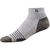 FootJoy Men's TechSof Tour Sport Golf Socks