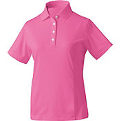 FootJoy Women's ProDry Solid Interlock Golf Polo