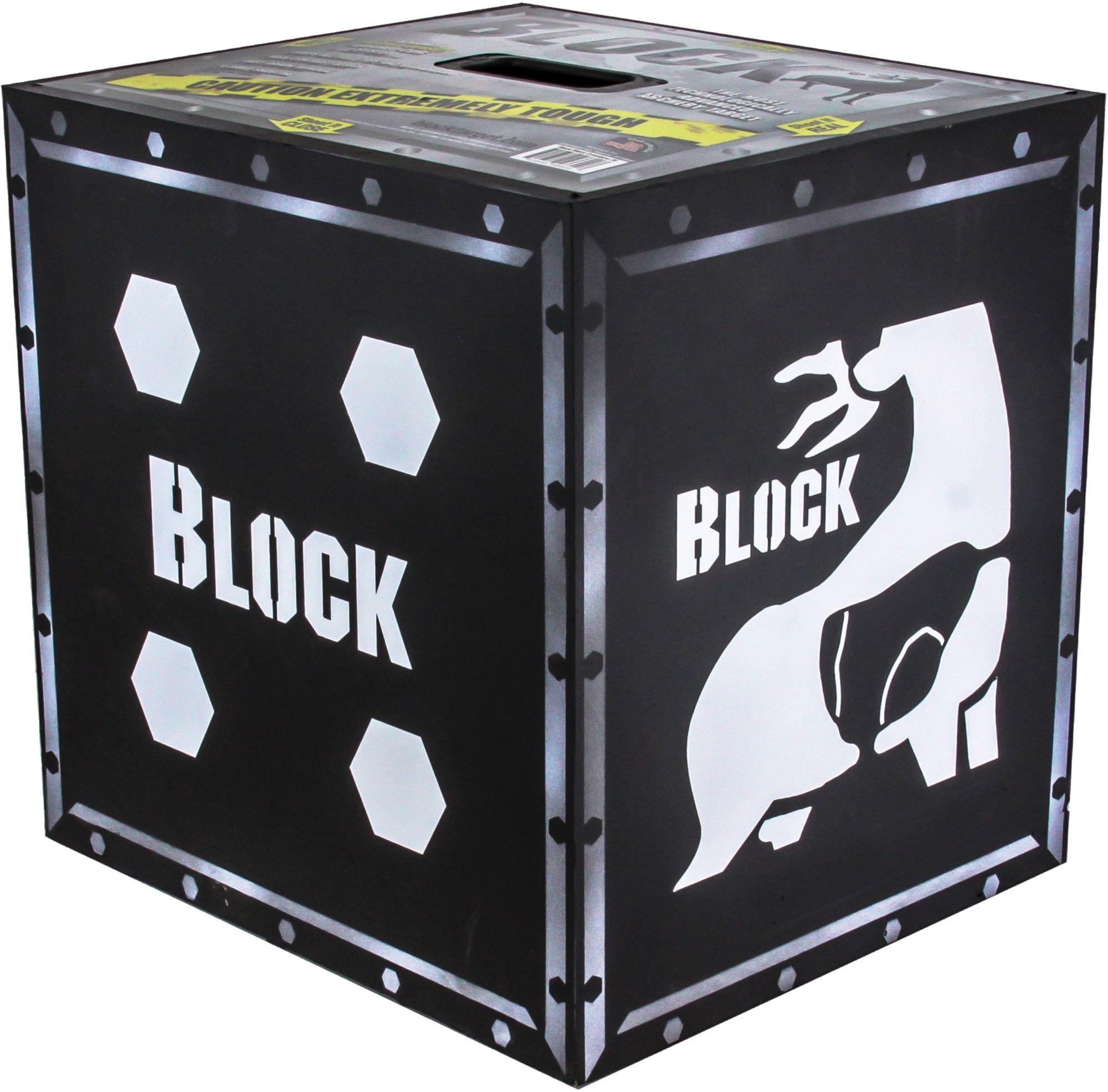 Field Logic Block Vault XL Block Archery Target thumbnail