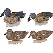 Flambeau Stormfront Classic Blue Winged Teal Duck Decoys - 6 Pack