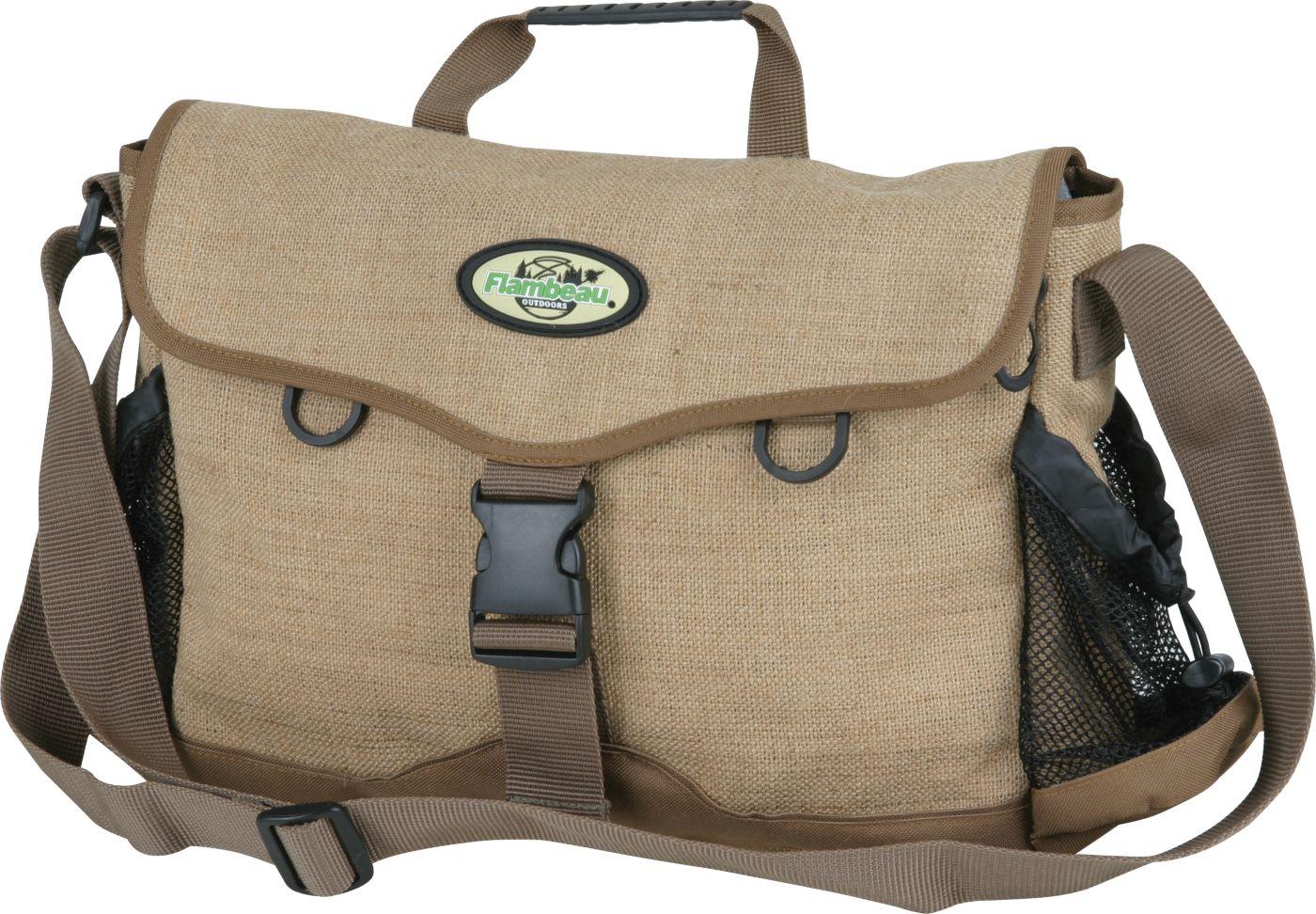 Flambeau Tan Creel Bag