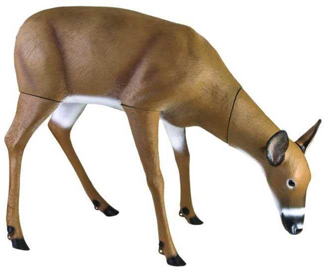Flambeau Grazing Doe Deer Decoy thumbnail