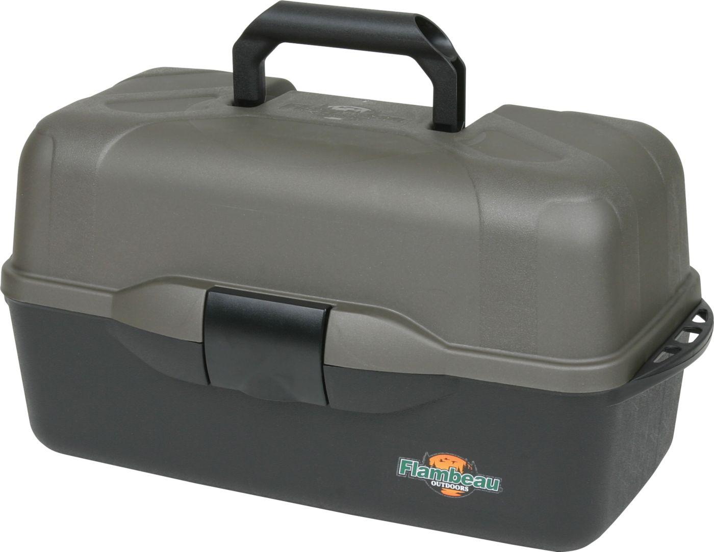 Flambeau XL 3-Tray Classic Tackle Box